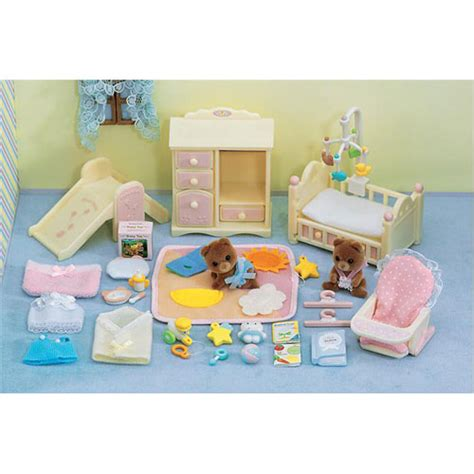 Buy Bedroom Set by Calico Critters Baby S Nursery Set West Side Kids