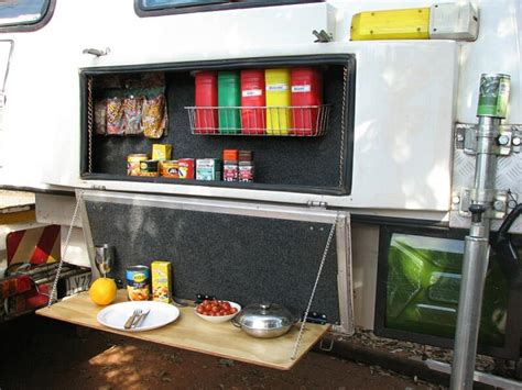 Stc Motif Kitchen White 1 Pintu outback alu canopy kitchen