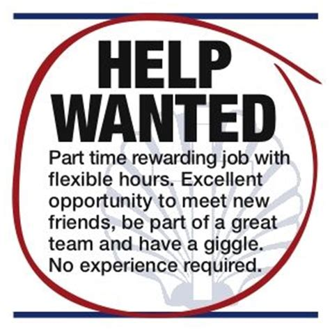 help wanted ad template help wanted poster how to get more volunteers for your