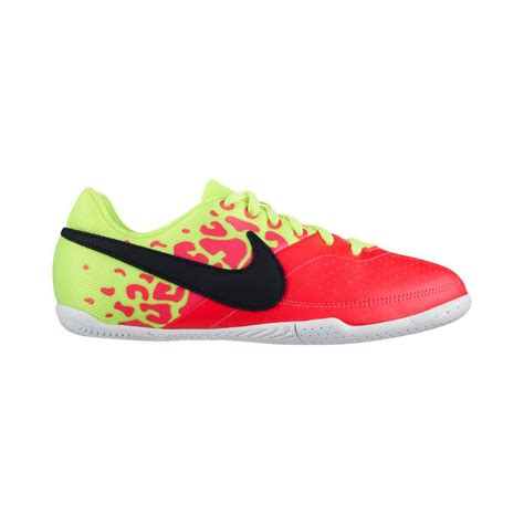 indoor sports shoes nike elastico ii boys indoor soccer shoes