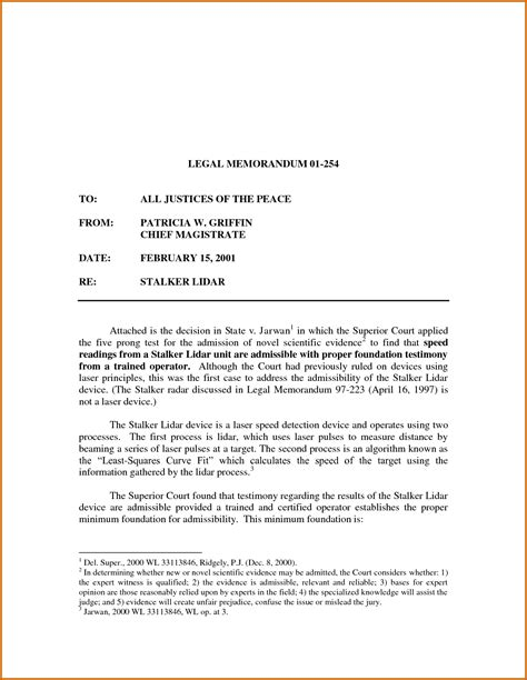 8 internal memo exles lease template