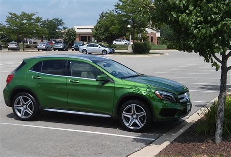 green mercedes kryptonite green mercedes gla forum