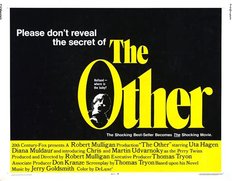 The Other by Horror Posters Wrong Side Of The Part 20