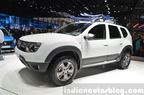 renault dacia 2015 dacia duster renault duster gets a revised engine lineup