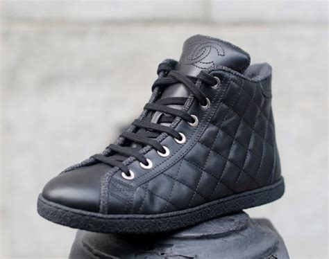 chanel mens sneakers chanel quilted sneaker nitrolicious