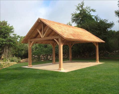 custom pavilions