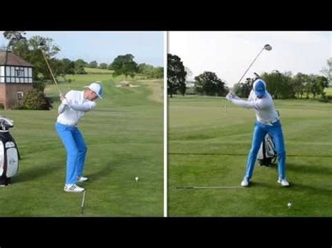 simplify golf swing how to hit your driver dead straight funnydog tv