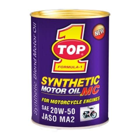 Oli Top1 Evolution Sae 5w 40 Api Sm Fully Synthetic Made In Usa 1liter distributor produk pelumas dan spare part terbaik di indonesia