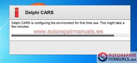 delphi ems tutorial delphi cars trucks ds150e r3 2014 full instruction