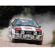 Audi Quattro Group B Rally Car Wallpapers  Cool Cars Wallpaper