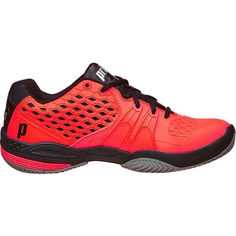 prince warrior s tennis shoe black