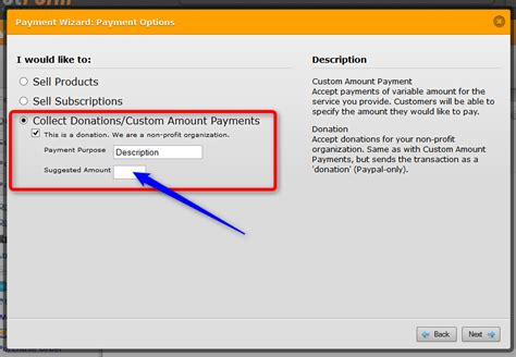 How To Use Gift Card On Paypal - paypal integration gift card page jotform
