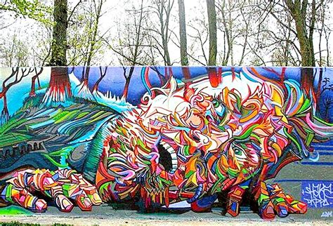 imagenes graffitis urbanos grafitis arte urbano