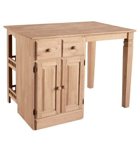 48 inch kitchen island with bar simply woods furniture