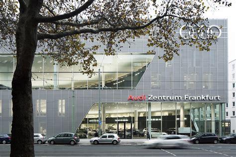 Audi Zentrum Frankfurt audi zentrum frankfurt prof feix ingenieure gmbh