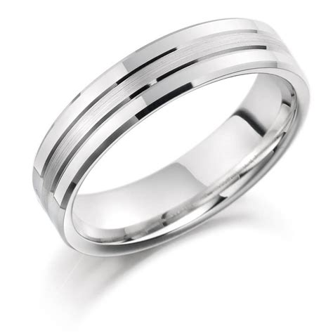 15 photo of mens palladium wedding rings