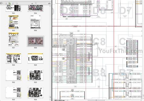 caterpillar 267b wiring diagrams wiring diagram schemes