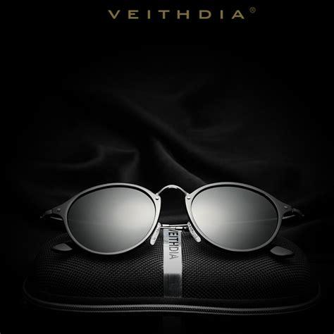 Kacamata Black Polarized Kacamata Pria 1 veithdia kacamata pria uv polarized 6358 black
