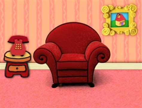 blues clues couch image blue s clues living room png blue s clues wiki