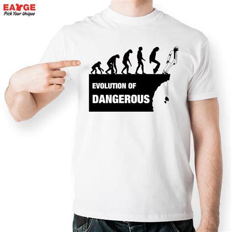Polo Tshirt Keren Big Size Xl Xxxl eatge evolution of dangerous tshirt michael