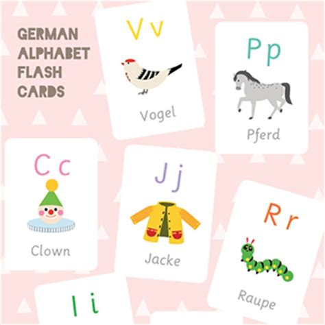 free printable afrikaans alphabet flash cards german alphabet flash cards mr printables