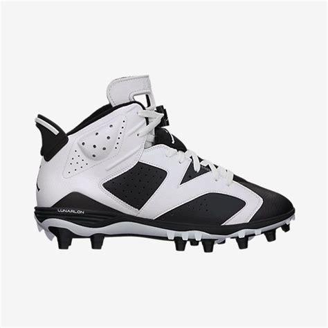 retro football shoes nike air vi retro football cleats navis