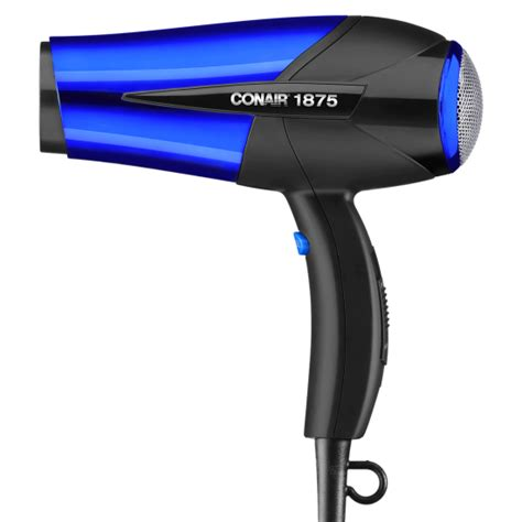 Tourmaline Ceramic Hair Dryer Conair conair 1875 watt tourmaline ceramic chrome styler