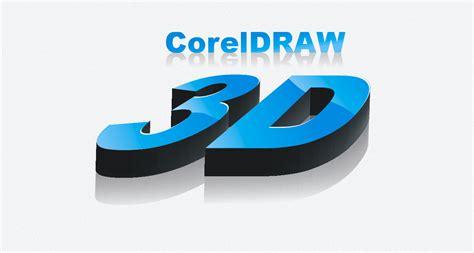membuat gambar 3d corel draw cara membuat tulisan 3d keren di coreldraw x4 kumpulan
