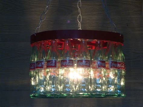 Coke Bottle Chandelier Coke Bottle Chandelier Coke Photo 31497458 Fanpop