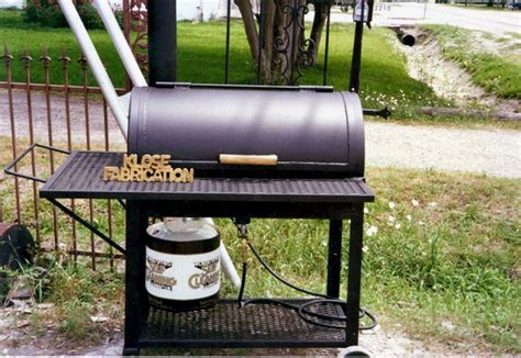 Handmade Barbecue Grills - bbq pits by klose houston