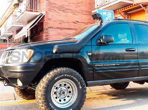jeep grand snorkel bravo snorkel jeep grand wj 1999 2004