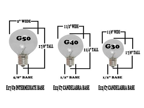 replacement led bulbs for string lights frosted white g30 5 watt replacement ls 25 pack