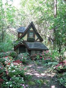 A Cottage In The Woods by Gardens Nature And Cottage In On
