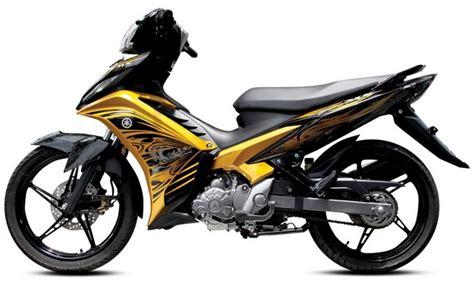 Lu Led Motor Jupiter Mx New 11 sepeda motor bebek terbaik di indonesia hargamotor