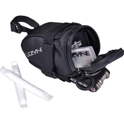Clearance Sale Saddle Bag Lezyne M Caddy Qr Black wiggle au lezyne loaded caddy saddle bag with tools