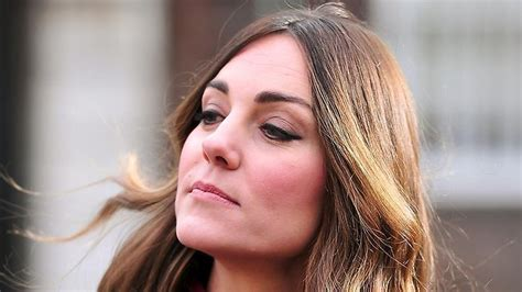 celebrities wiry hair kate middleton s grey hair shows once again she s just one