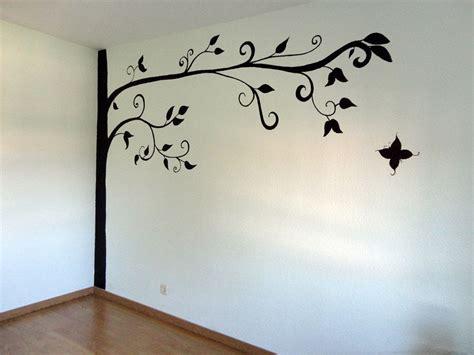 plantillas de decoracion navideñeo arbol mural arbol en pared decoracion de interiores mural 225 rbol plantilla de animales