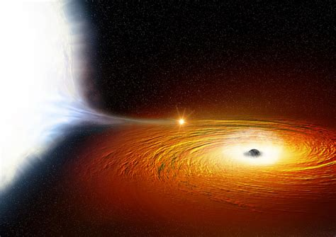 this closest star in closest orbit ever seen around black hole