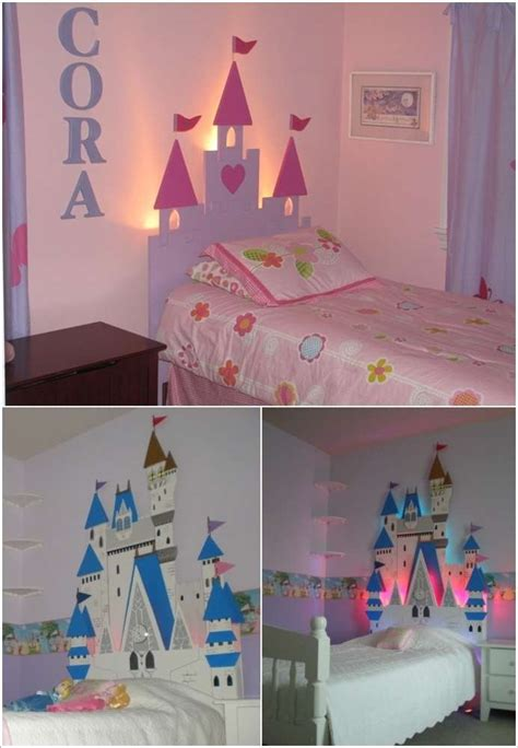 15 lovely disney princesses inspired room decor ideas