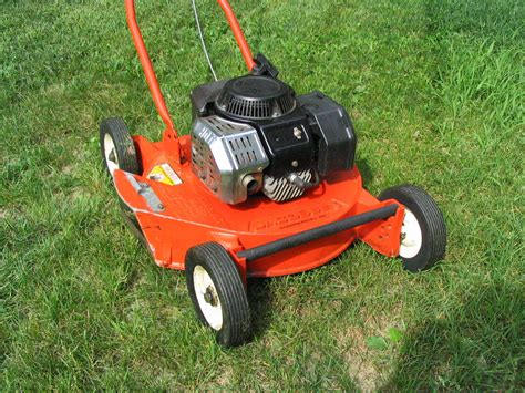 Suzuki Lawn Mower The History Of Jacobsen Mowers Page 3