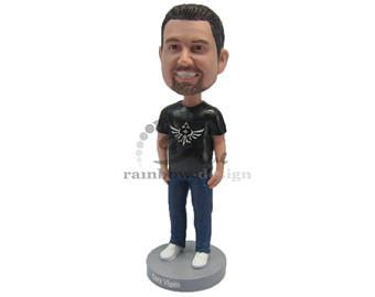 t y bobblehead custom bobbleheads personalized bobblehead by