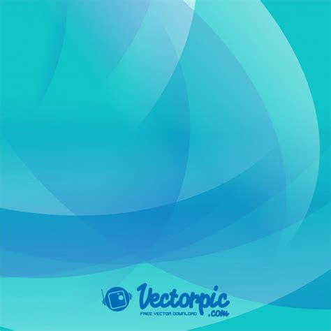 blue green tosca wave abstract background  vector