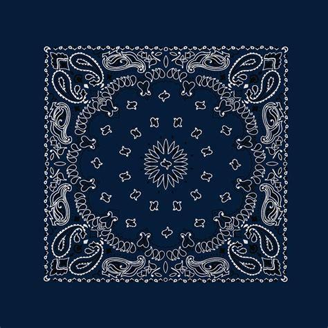 Blue Paisley blue paisley bandana hdban blue the home depot