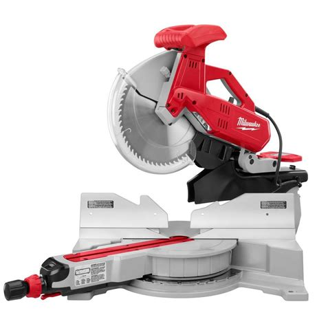 does home depot rent table saws milwaukee 12 in dual bevel sliding compound miter saw