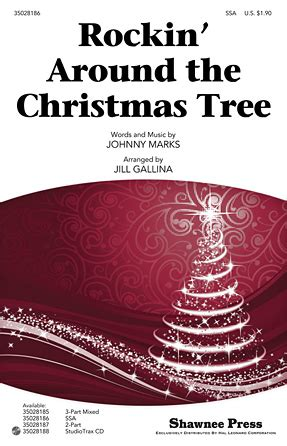 rockin around the christmas tree sheet music direct