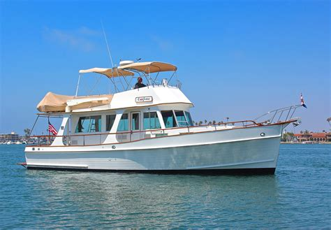 boats europe 1982 grand banks 42 europa power boat for sale www