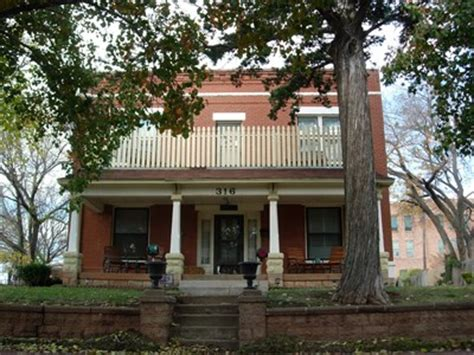 bed and breakfast guthrie ok railroad house bed breakfast guthrie ok bed and