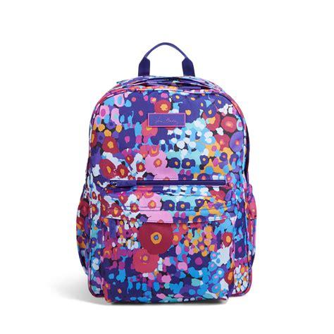 Bag Backpack vera bradley lighten up grande backpack bag ebay