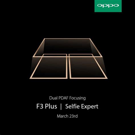 Oppo F3 Auto Focus 3 things we about the oppo f3 plus front cameras