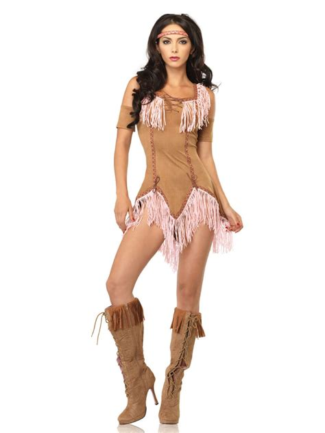 a l shade costume indian maiden pocahontas dress s